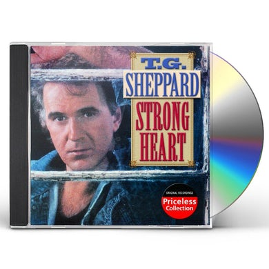 T.G. Sheppard STRONG HEART CD