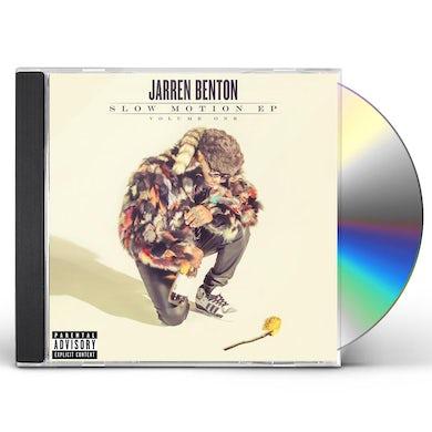 Jarren Benton SLOW MOTION CD