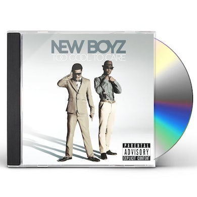 New Boyz TOO COOL TO CARE CD