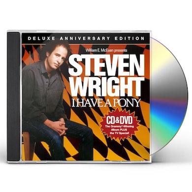 Steven Wright I HAVE A PONY CD