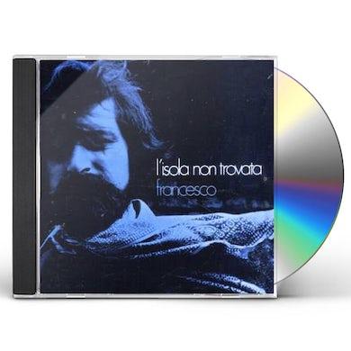 Francesco Guccini L'ISOLA NON TROVATA CD