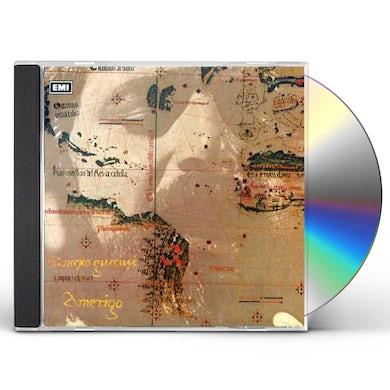 Francesco Guccini AMERIGO CD