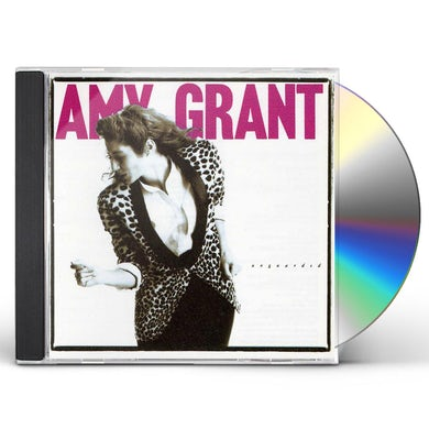 Amy Grant UNGUARDED CD