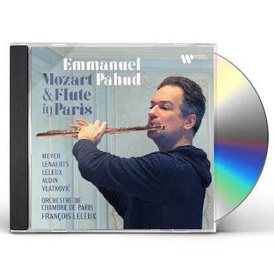 Emmanuel Pahud Mozart & Flute In Paris CD