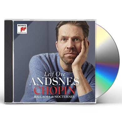 Leif Ove Andsnes CHOPIN CD