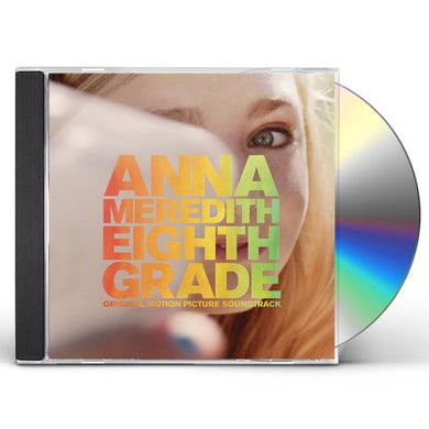 Anna Meredith EIGHTH GRADE / Original Soundtrack CD