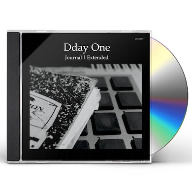 Dday One JOURNAL EXTENDED CD