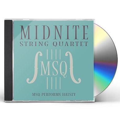 Midnite String Quartet MSQ PERFORMS HALSEY (MOD) CD