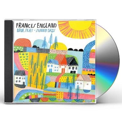 Frances England Blue Skies and Sunny Days CD