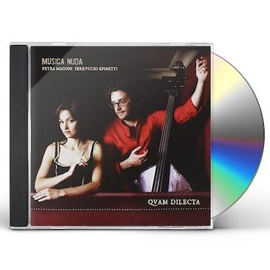 Musica Nuda QUAM DILECTA CD
