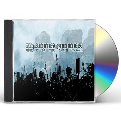 Thronehammer USURPER OF THE OAKEN THRONE CD