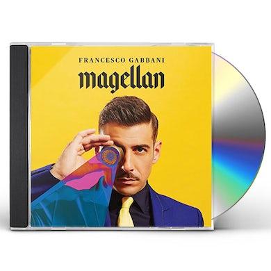Francesco Gabbani MAGELLAN CD