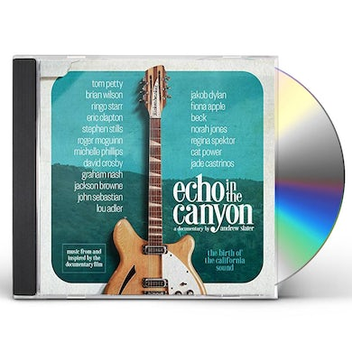 Echo In The Canyon ORIGINAL MOTION PICTURE SOUND) CD