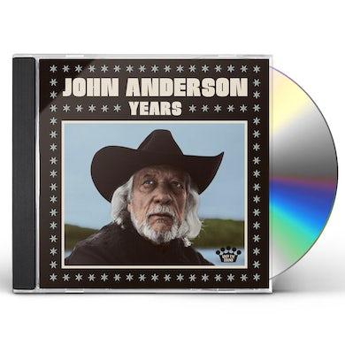 John Anderson YEARS CD
