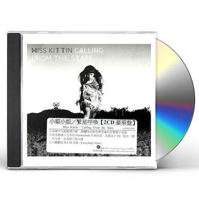 Miss Kittin CALLING FROM THE STARS CD