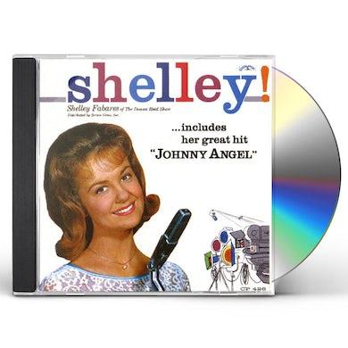 Shelley Fabares SHELLEY CD
