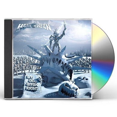 Helloween MY GOD-GIVEN RIGHT-DELUXE EDITION CD