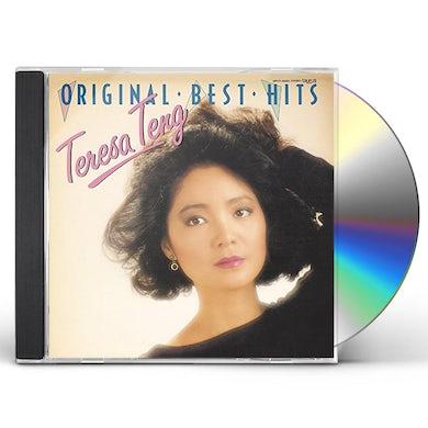 Teresa Teng ORIGINAL BEST HIT CD