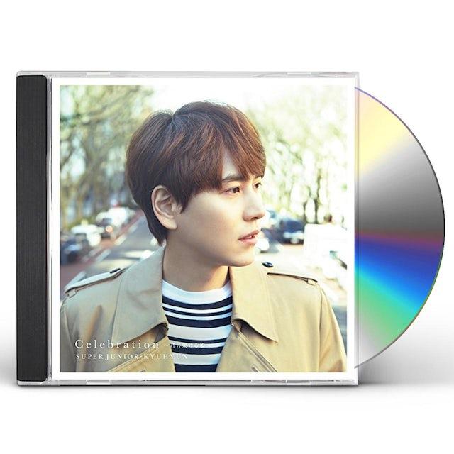 Super Junior CELEBRATION: KIMI NI KAKERU HASHI CD