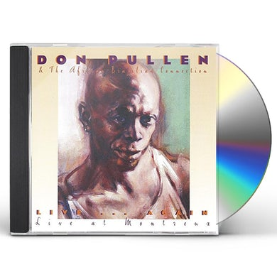 Don Pullen LIVE AGAIN LIVE AT MONTREUX CD
