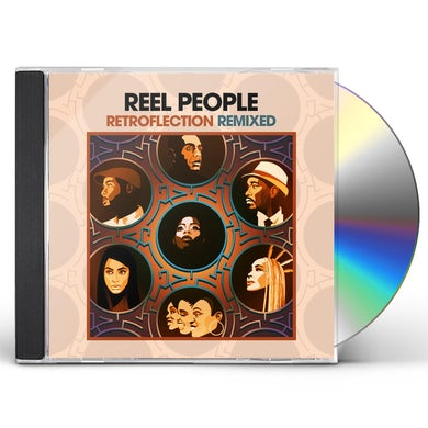 Reel People RETROFLECTION REMIXED CD