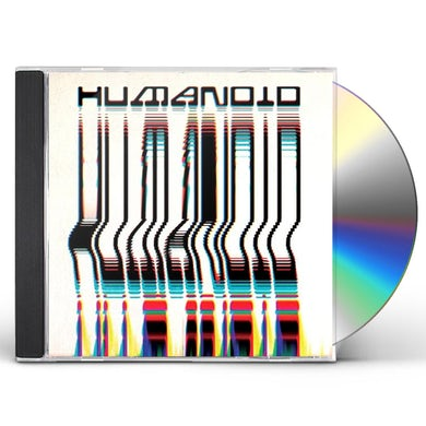 BUILT BY HUMANOID CD