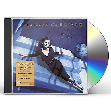 Belinda Carlisle HEAVEN ON EARTH CD