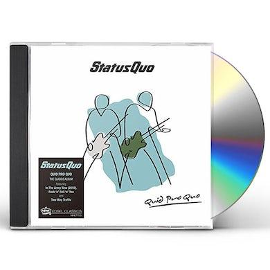 Status Quo QUID PRO QUO CD