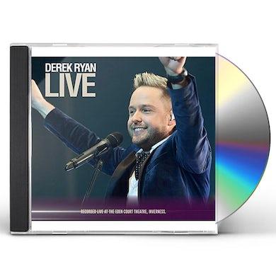 Derek Ryan LIVE CD
