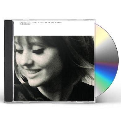 CINERAMA SEVEN WONDERS OF THE WORLD CD
