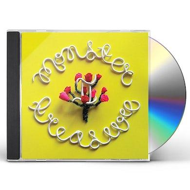 Monster Treasure II CD