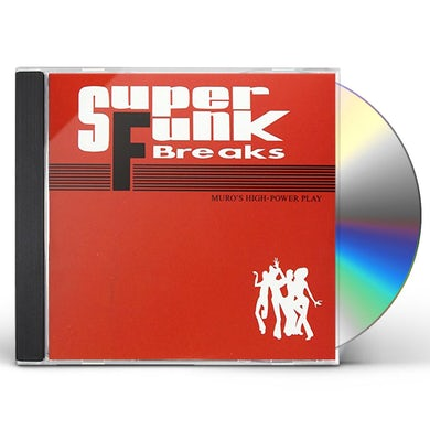Dj Muro SUPER FUNK BREAKS CD