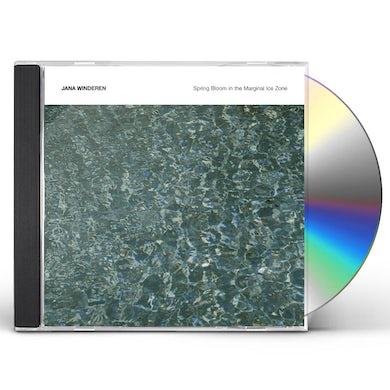 Jana Winderen SPRING BLOOM IN THE MARGINAL ICE ZONE CD