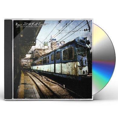 Reggie & Full Effect LAST STOP: CRAPPY TOWN CD