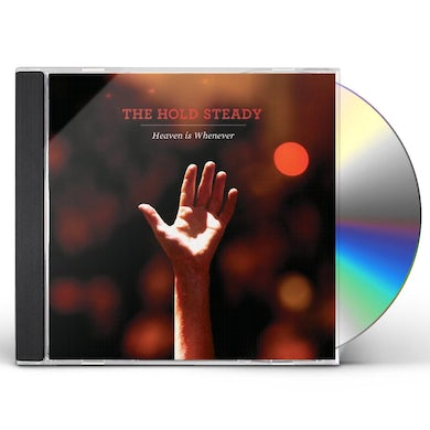 The Hold Steady HEAVEN IS WHENEVER CD