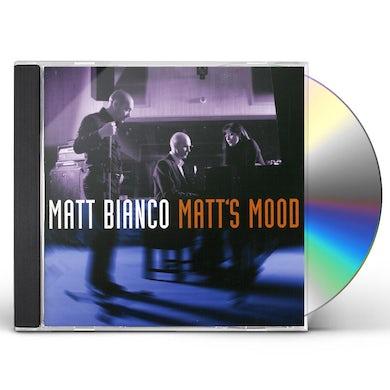 Matt Bianco MATT'S MOOD CD