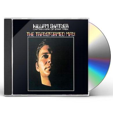 William Shatner TRANSFORMED MAN CD