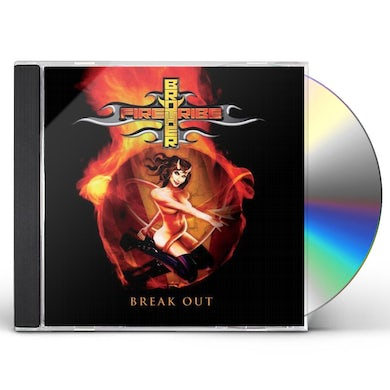 Brother Firetribe BREAK OUT CD