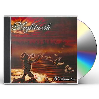 Nightwish WISHMASTER CD