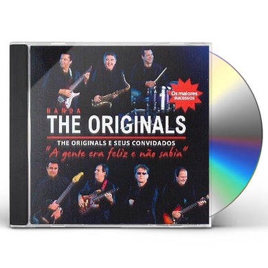 Originals GENTE ERA FELIZ & NAO SABIA CD