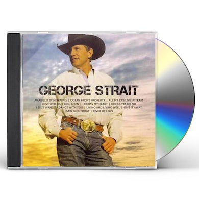 George Strait ICON CD