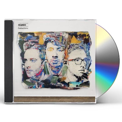 Delphic COLLECTIONS CD
