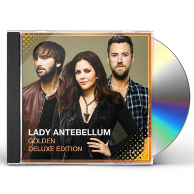 Lady A GOLDEN CD