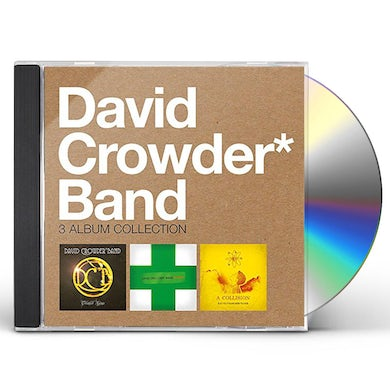 David Crowder 3 ALBUM COLLECTION CD
