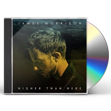 James Morrison HIGHER THAN HERE: DELUXE EDITION CD