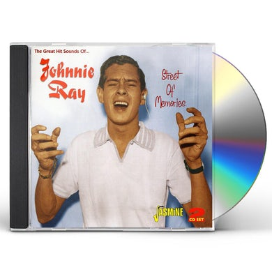 Johnnie Ray GREAT HIT SOUNDS CD