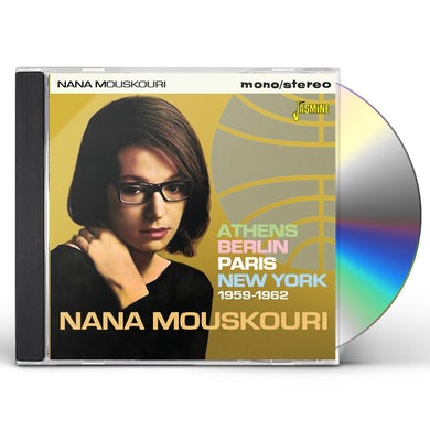 Nana Mouskouri 1959-62 CD