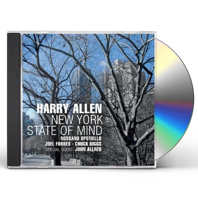 Harry Allen NEW YORK STATE OF MIND CD