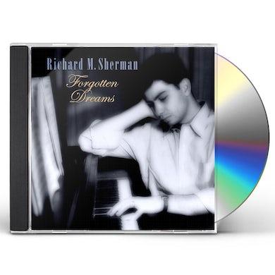 Richard Sherman FORGOTTEN DREAMS CD