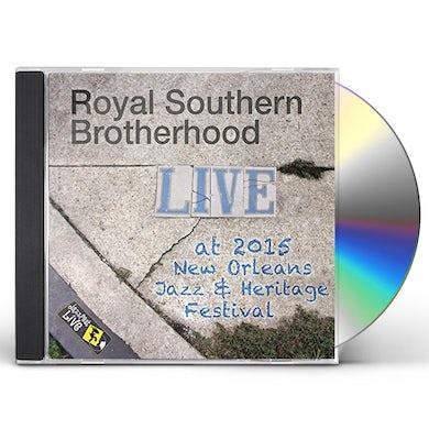 Royal Southern Brotherhood JAZZFEST 2015 CD